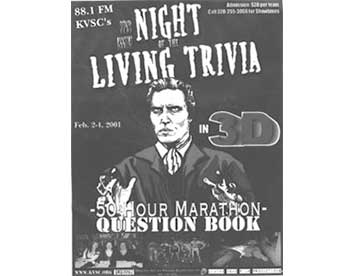 Night of the Living Trivia